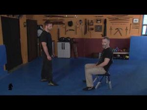 Using Chairs for Self Defense