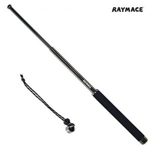 RAYMACE Self Defense Pen Portable Multifunctional Tools for Outdoor Emergency Surival, Breaking Glass (Black)