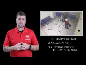 Always Seek To Get Out Of The Danger Zone | Active Self Protection
