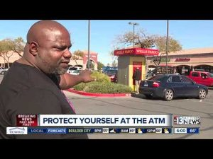 Self-defense expert shares ATM safety tips