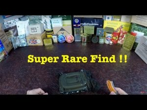 MRE Review RARE !!! 2018 JSDF Japanese Self Defense Forces Ration Type 2 Menu 15