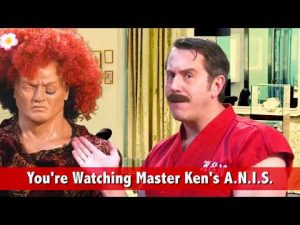 Self Defense While Internet Shopping – Master Ken – Ana Luisa