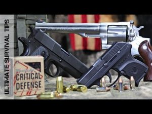 How to Pick YOUR Self Defense Pistol – 7 Handguns We Love for Survival / Bug Out – GEAR CAVE #003