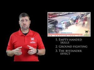 Bandit Gets A Serious Educational Beatdown | Active Self Protection