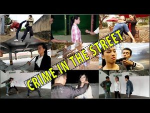 Self Defense Crime in The Street Chintya Candranaya