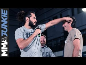 UFC London: Jorge Masvidal NSFW self-defense seminar includes some valuable life lessons
