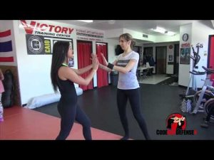 Self Defense Drill for Women