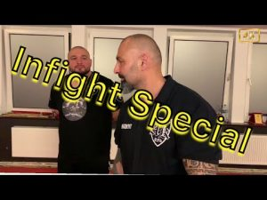 Infight training drills Ahmet Kaydul Fight Mentality Progressive Fighting Systems Selfdefense