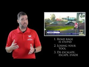 Avoid Road Rage Because It's Stupid | Active Self Protection