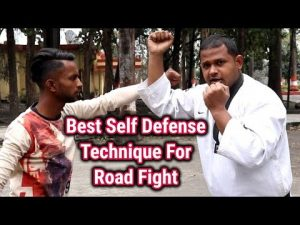 Best Self Defense Technique For Road Fight