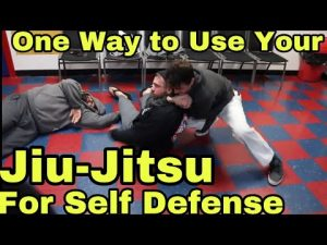 Dealing With Two Attackers BJJ Self Defense