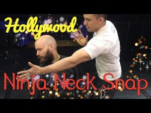 MMA Fighters Try Women's Self-Defense episode 12: the Ninja Neck Snap