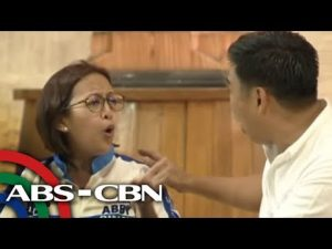 'Tao lang': Junjun Binay cites self-defense in church spat with sister Abby | ANC