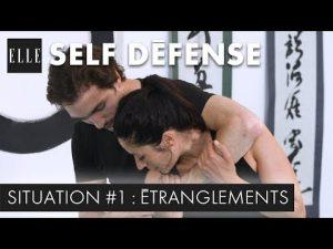 Self-défense : comment se dégager d'un étranglement