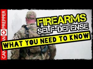 Firearms self-defense What you Need to Know