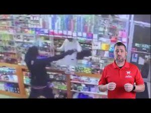 Louisiana Clerk Handles The Situation