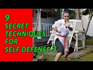 Chintya Candranaya Silat Class 9 Secret Techniques for Self Defense  Part 3