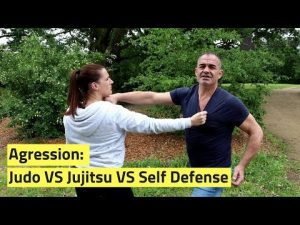 Judo VS Jujitsu VS Self Defense