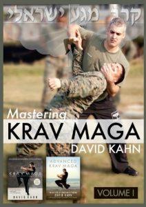 Mastering Krav Maga Self Defense (Vol. I) 6 DVD Set (380 minutes – Beginner to Advanced) by David Kahn