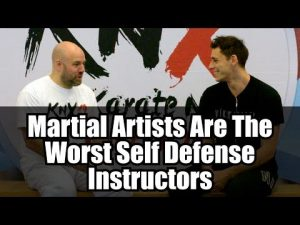 Martial Artists Are The Worst Self Defense Experts • Ft. Iain Abernethy