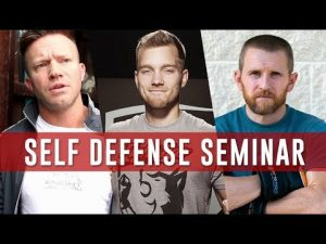 Self Defense Seminar in NC (w/ Eli Knight & Ryan Hoover)