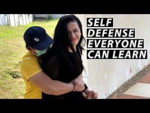 Chintya Candranaya Simple Self Defense
