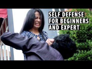Chintya Candranaya Simple Self Defense Part 2