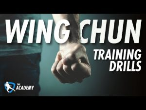 Wing Chun Drills – Training for Street Self Defense