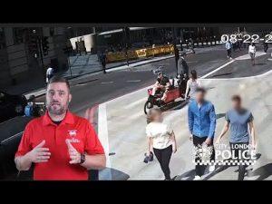 Headbutting Cyclist Still On The Loose