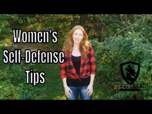 Women's Self Defense Tips | Situational Awareness, Mindset, Techniques