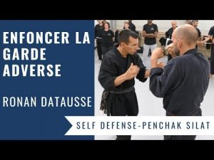 10 FAÇONS DE CASSER LA GARDE ADVERSE (PENCHAK SILAT – SELF DEFENSE)