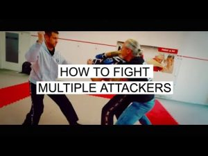PETER WECKAUF | SAMICS | How to Fight Multiple Attackers – Strategies and self defense techniques