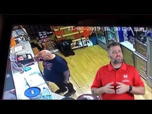 London Gym Owner Beats Robber