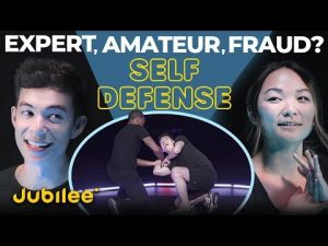 Self Defense: Who Is the Expert and Who's Faking?
