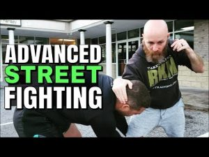 Advanced Streetfighting Techniques for MMA, Self Defense and Bareknuckle Boxing