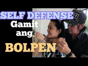 Self-Defense Gamit ang BOLPEN – Payo ni Doc Willie Ong #826