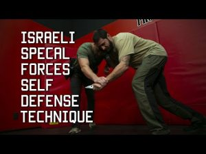 Israeli Special Forces Self Defense Technique | Tactical Rifleman