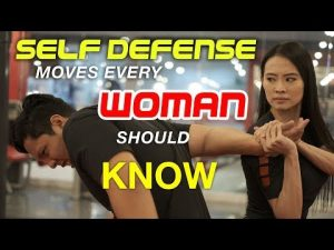 SELF DEFENSE MOVES EVERY WOMAN SHOULD KNOW