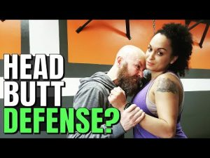 Headbutts Are Not a Real Problem (For Self Defense)