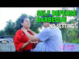 Chintya Candranaya NO SETTING Self Defense