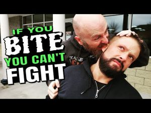 Why Biting is the LAST Thing You Should Try in Self Defense | Bite Counters | Disease Risks