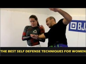 The Best Self Defense Techniques For Women by Deborah Gracie