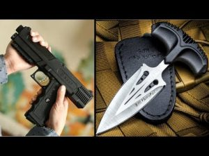 TOP 10 BEST SELF DEFENSE GADGETS & TOOLS ON AMAZON