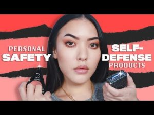 Personal Safety & Self-Defense Products | soothingsista