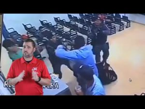 Officers Respond To Man Who Endangers Woman And Baby