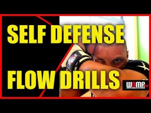 SELF DEFENSE FLOW DRILLS Applied Panantukan Defcon