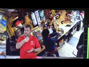 Georgia Clerk Stops The Threat Immediately
