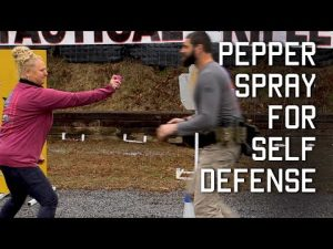 Pepper Spray For Self Defense | Tactical Rifleman