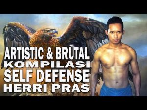Kompilasi Tehnik Brutal Self Defense Herri Pras