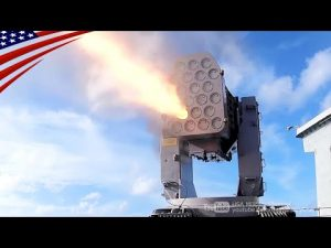 US Navy Ship Self-Defense System in Action – Launches RAM, Phalanx and Chaff